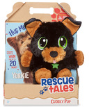 Rescue Tales Cuddly Pup Yorkie