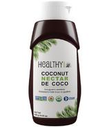 Healthy Buddha Coconut Nectar