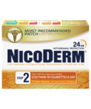 Nicoderm Clear Step 2 Nicotine Patches