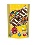 M&M's Whole Peanut Chocolate Candies