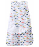 Halo Innovations SleepSack Swaddle Cotton Race Track