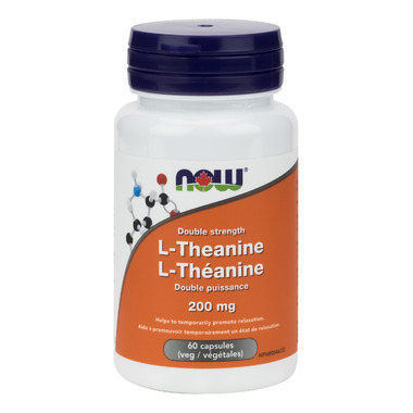 NOW Foods L-Theanine