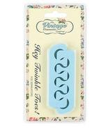 The Vintage Cosmetics Company Toe Seperators Blue