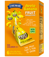 Chumak Fruzi Kids Fruit Smoothie Apple Banana