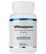 Douglas Laboratories Ultrazyme A Polyphasic Enzyme Complex