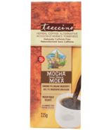 Teeccino Caffeine-Free Medium Roast Herbal Coffee Mocha Flavour