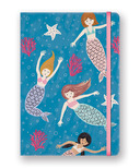 Studio Oh! Compact Deconstructed Journal Mermaid Tales