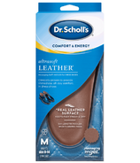 Dr. Scholl's Ultrasoft Leather Insoles for Dress Shoes