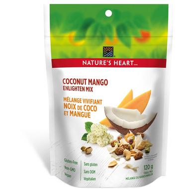 NATURE\'S HEART Coconut Mango Enlighten Mix
