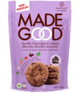 MadeGood Crunchy Cookies Double Chocolate