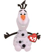 Ty Sparkle Frozen ll Olaf Medium