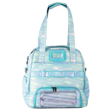 Lug Puddle Jumper Gym + Overnight Bag Mystic Seaglass