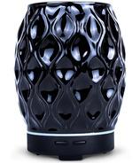 Divine Essence AromaVase Nebulizer Black