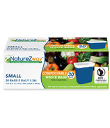 NatureZway Compostable Waste Bags Small
