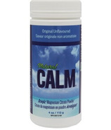 Natural Calm Magnesium Citrate Powder Plain