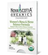 Nova Scotia Organics Women's Mena & Meno Balance Formula