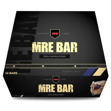 Redcon1 MRE Bar Blueberry Cobbler