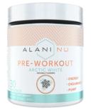 Alani Nu Pre-Workout Arctic White