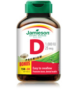 Jamieson Vitamin D Softgel Bonus Pack