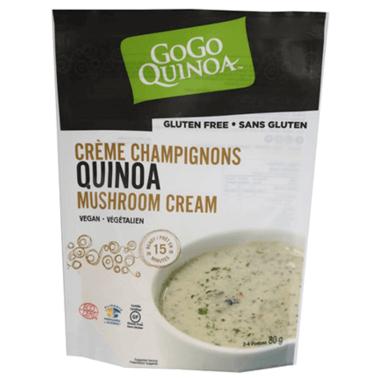GoGo Quinoa Quinoa Mushroom Cream Soup