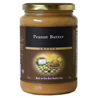 Nuts to You Peanut Butter