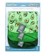 Chicobag Snack Time Sandwich Bags Avocado