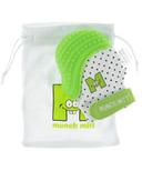 Malarkey Kids Munch Mitt Teething Mitten Green