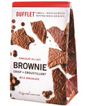 Dufflet Milk Chocolate Brownie Crisp