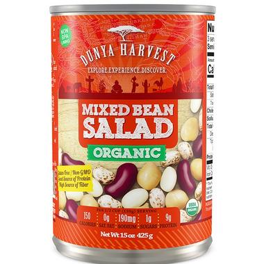 Dunya Harvest Organic Mixed Bean