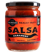 Neal Brothers All Natural Habanero Salsa