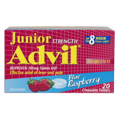 Junior Strength Advil Chewables