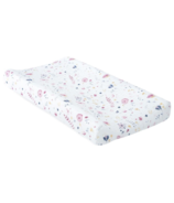 Little Unicorn Cotton Muslin Changing Pad Cover Fairy Garden