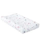 Little Unicorn Cotton Muslin Changing Pad Cover Fairy Garden