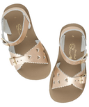 Salt Water Sandals Sweetheart Toddler Sandal Rose Gold
