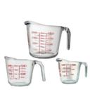 Anchor 3-Piece Measuring Cup Set