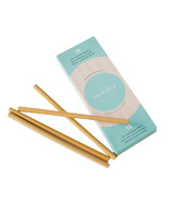 Brush Naked Sip Naked Bamboo Straws