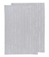 Now Designs Glass Towel Set Black