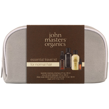 John Masters Organics Essential Travel Set for Normal Hair