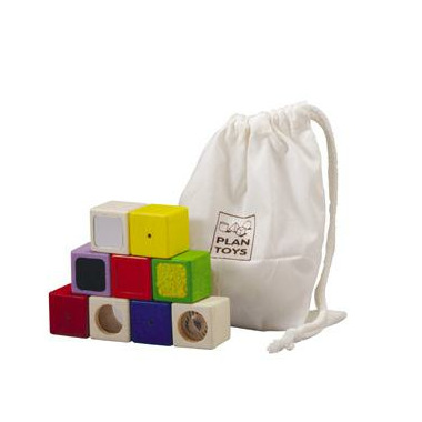 Plan Toys Activity Blocks