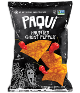Paqui Tortilla Chips Haunted Ghost Pepper