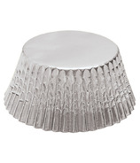 Silver Foil Petit-Four Bake Cups
