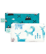 Bumkins Reusable Snack Bag Small Nature