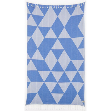 Tofino Towel The Chinook Cobalt Turkish Towel