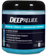Deep Relief Ice Cold Pain Relief Gel