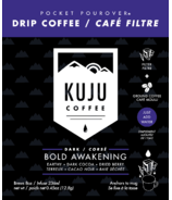 Kuju Coffee Pocket PourOver Drip Coffee Bold Awakening Blend