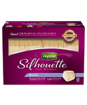 Depend Silhouette For Women Briefs Maximum Absorbency