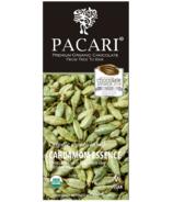 Pacari Premium Organic Chocolate Cardamom Essence