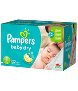 Pampers bébé Dry Super Pack