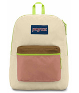 Jansport Exposed Backpack Soft Tan Limade 25L