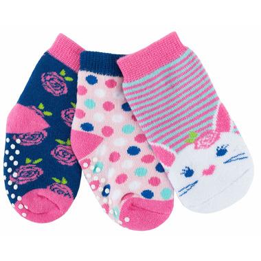 ZOOCCHINI Buddy Baby Sock Set Bella Bunny